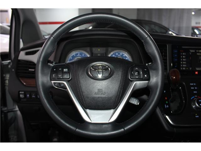 2016 Toyota Sienna Limited 7-Passenger (Stk: 298181S) in Markham - Image 11 of 28