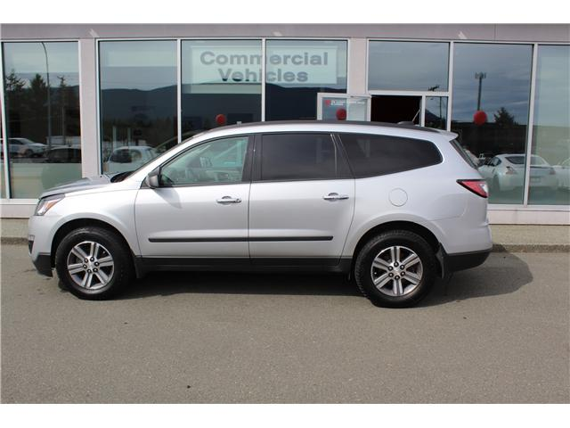 2017 Chevrolet Traverse LS (Stk: P0175) in Nanaimo - Image 2 of 8