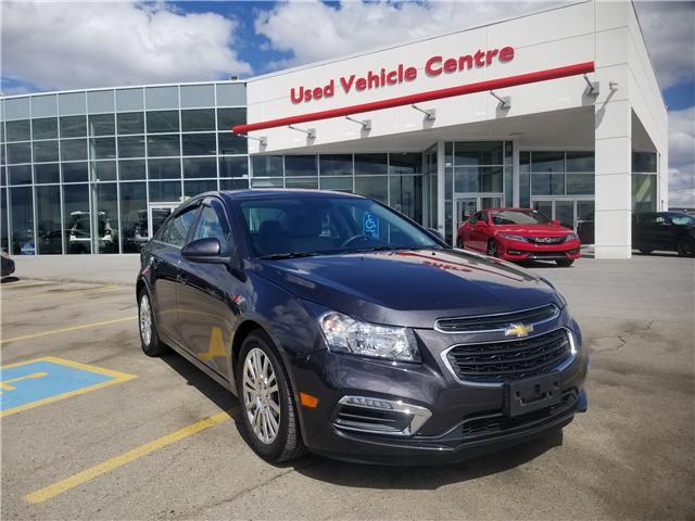 2015 Chevrolet Cruze ECO (Stk: U194153) in Calgary - Image 1 of 25