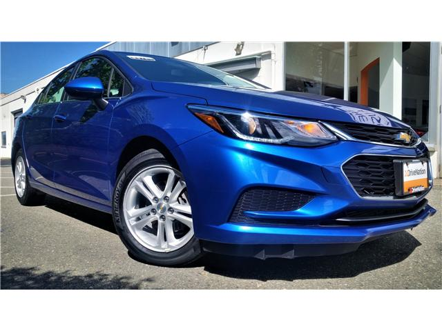 2018 Chevrolet Cruze LT Auto (Stk: G0167) in Abbotsford - Image 4 of 19