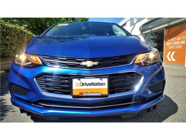 2018 Chevrolet Cruze LT Auto (Stk: G0167) in Abbotsford - Image 2 of 19