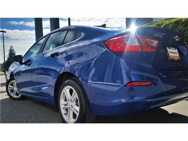 2018 Chevrolet Cruze LT Auto (Stk: G0167) in Abbotsford - Image 8 of 19