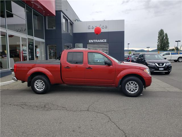 2017 Nissan Frontier SV (Stk: 9F1847A) in Duncan - Image 2 of 5
