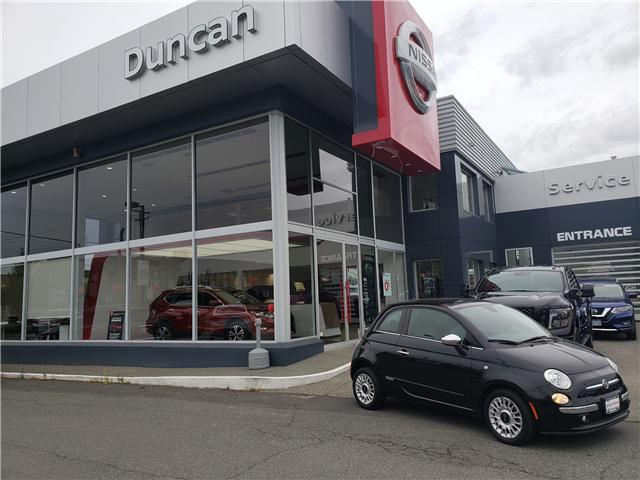 2013 Fiat 500 Lounge (Stk: 9Q4947B) in Duncan - Image 2 of 5
