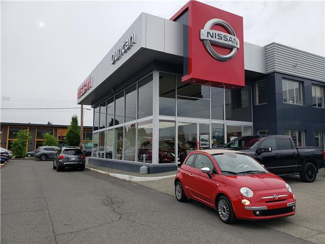 2014 Fiat 500C Lounge (Stk: 8P0603B) in Duncan - Image 1 of 4