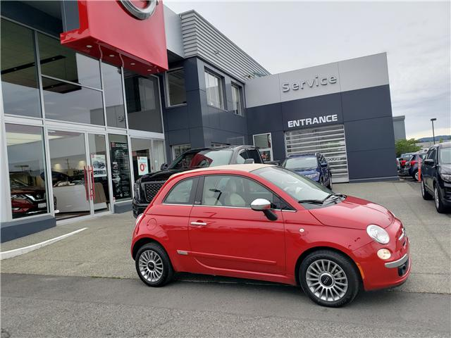 2014 Fiat 500C Lounge (Stk: 8P0603B) in Duncan - Image 2 of 4