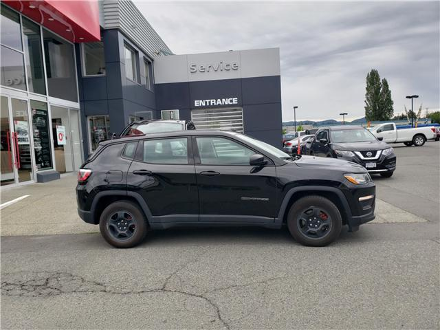 2017 Jeep Compass Sport (Stk: 9Q0834A) in Duncan - Image 2 of 5