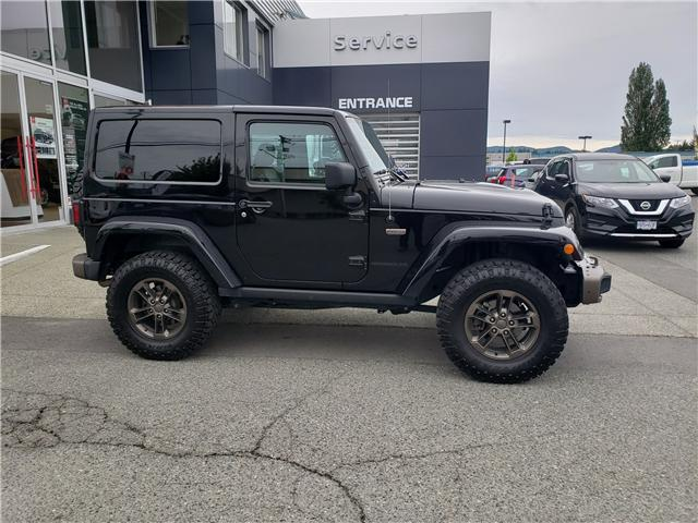 2016 Jeep Wrangler 24H 75th Anniversary (Stk: 8T0449C) in Duncan - Image 2 of 5