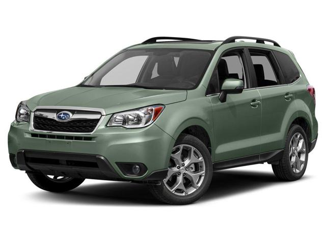 2016 Subaru Forester 2.5i Limited Package (Stk: 14885AS) in Thunder Bay - Image 1 of 9