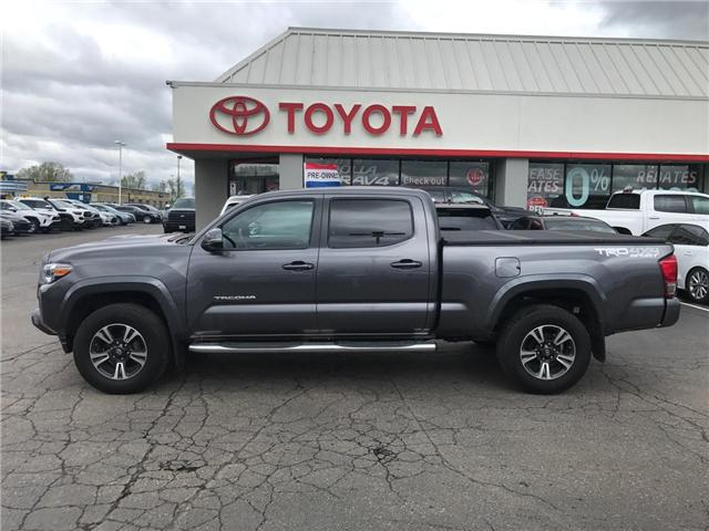 2017 Toyota Tacoma  (Stk: 1905891) in Cambridge - Image 1 of 14