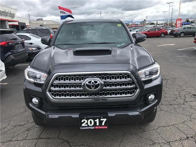 2017 Toyota Tacoma  (Stk: 1905891) in Cambridge - Image 3 of 14