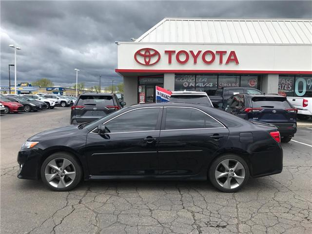 2014 Toyota Camry  (Stk: 1906611) in Cambridge - Image 1 of 14