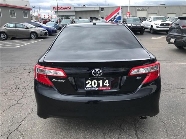 2014 Toyota Camry  (Stk: 1906611) in Cambridge - Image 7 of 14