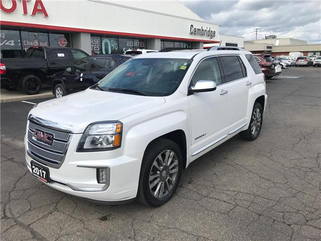 2017 GMC Terrain Denali (Stk: 1901871) in Cambridge - Image 2 of 15
