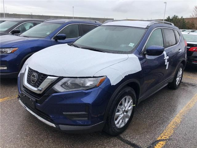 2019 Nissan Rogue S (Stk: Y2641) in Burlington - Image 1 of 5