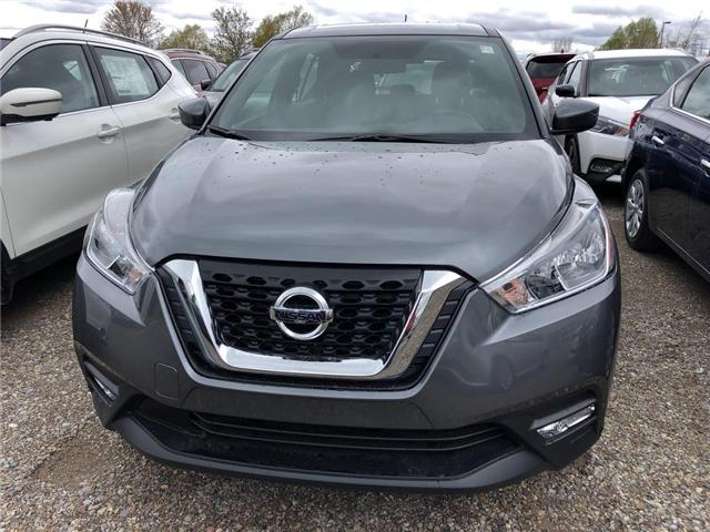 2019 Nissan Kicks SV (Stk: V0413) in Cambridge - Image 2 of 5
