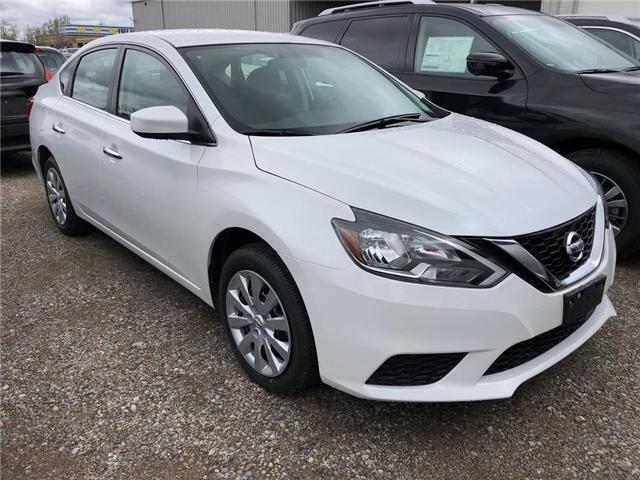 2019 Nissan Sentra 1.8 SV (Stk: V0410) in Cambridge - Image 2 of 5