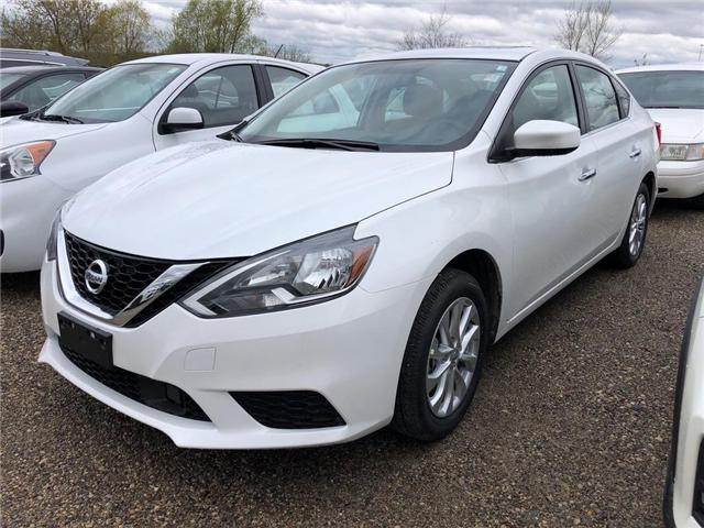 2019 Nissan Sentra 1.8 SV (Stk: V0408) in Cambridge - Image 1 of 5