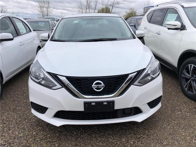 2019 Nissan Sentra 1.8 SV (Stk: V0408) in Cambridge - Image 2 of 5