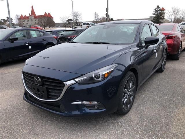 2018 Mazda Mazda3 GT (Stk: 18C242) in Kingston - Image 2 of 5