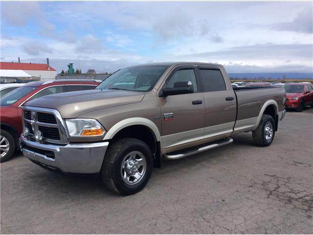 2010 Dodge Ram 2500  (Stk: U673) in Montmagny - Image 1 of 21
