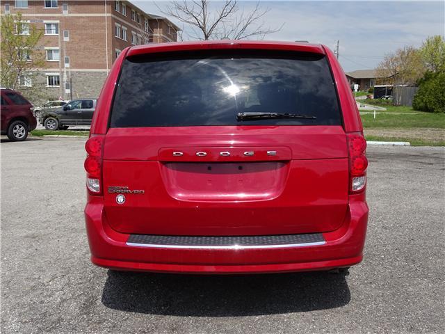 2013 Dodge Grand Caravan SE/SXT (Stk: ) in Oshawa - Image 4 of 13
