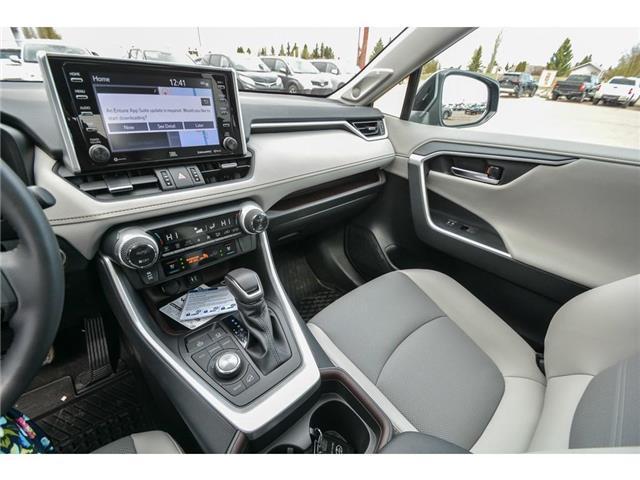 2019 Toyota RAV4 Limited (Stk: RAK115) in Lloydminster - Image 10 of 19