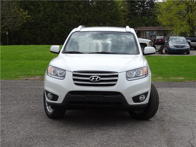 2012 Hyundai Santa Fe GL 2.4 (Stk: ) in Oshawa - Image 2 of 12