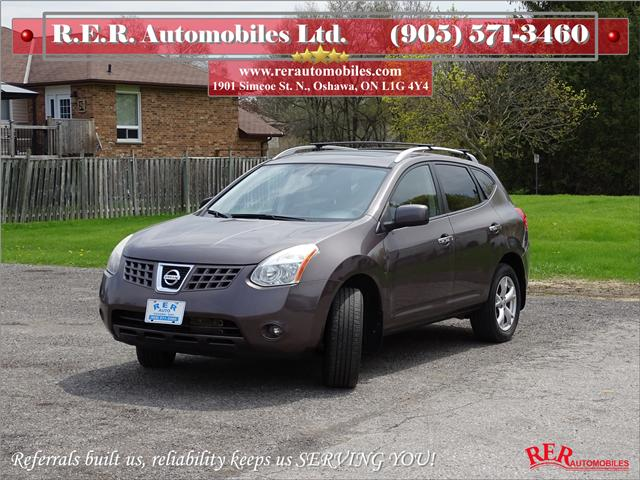 2010 Nissan Rogue SL (Stk: ) in Oshawa - Image 1 of 12
