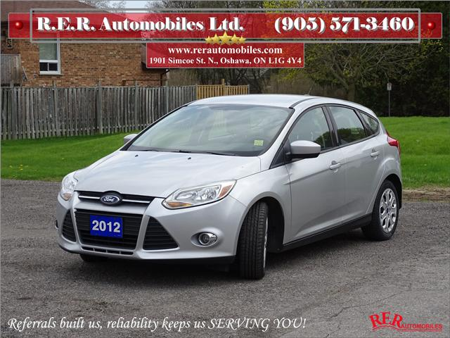 2012 Ford Focus SE (Stk: ) in Oshawa - Image 1 of 11