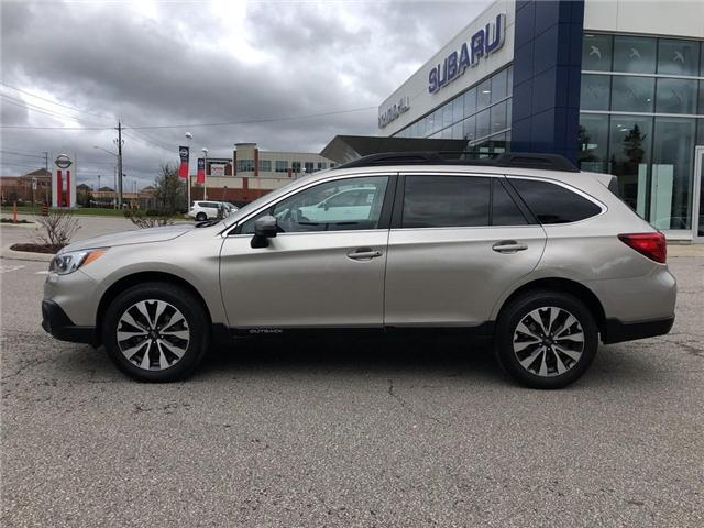 2016 Subaru Outback 2.5i Limited Package (Stk: P03812) in RICHMOND HILL - Image 2 of 25
