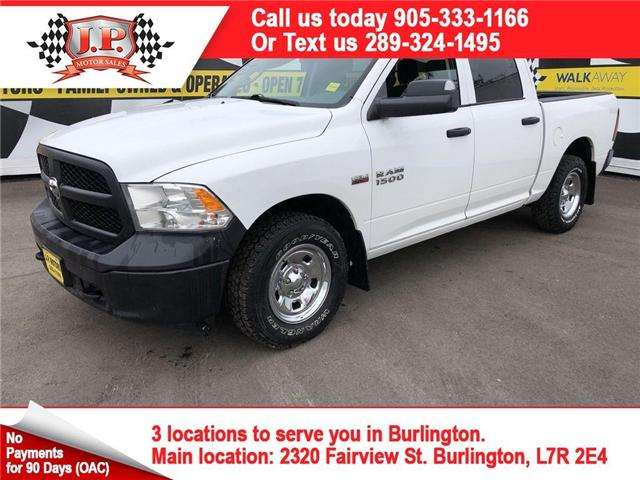 2015 RAM 1500 ST (Stk: 46022) in Burlington - Image 1 of 23