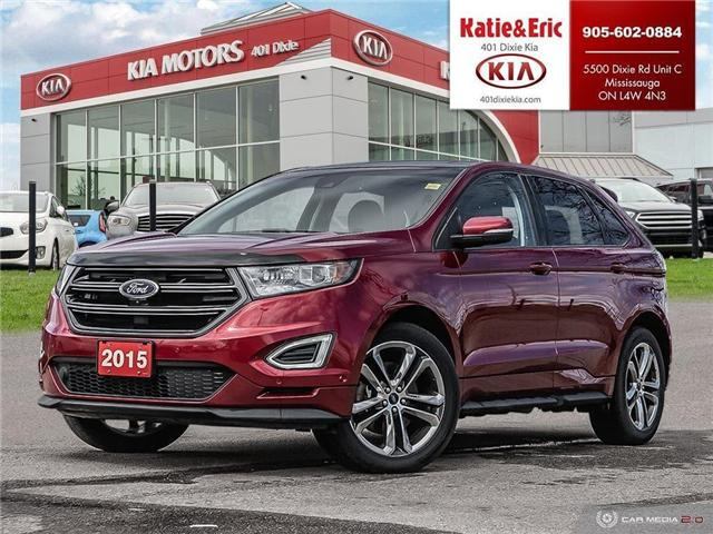 2015 Ford Edge Sport (Stk: K2969) in Mississauga - Image 1 of 25