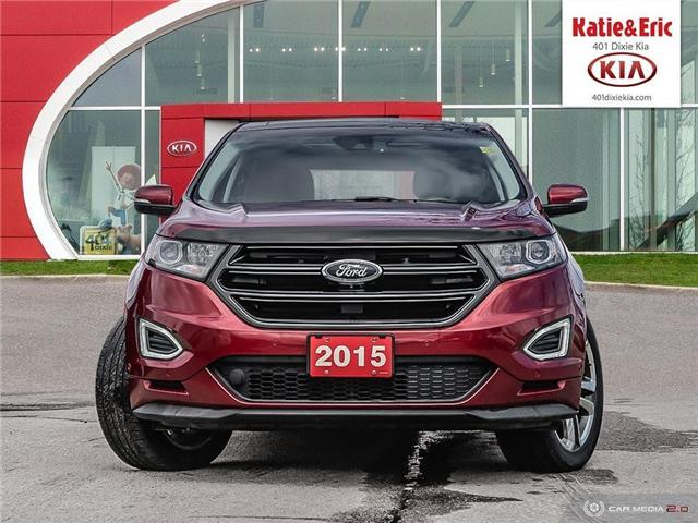 2015 Ford Edge Sport (Stk: K2969) in Mississauga - Image 2 of 25