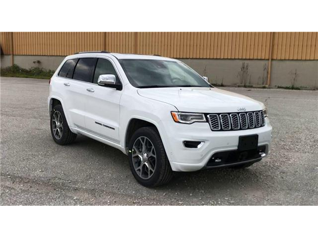 2019 Jeep Grand Cherokee Overland (Stk: 191069) in Windsor - Image 2 of 15