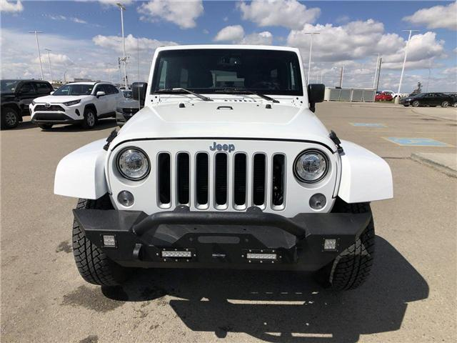 2017 Jeep Wrangler Unlimited  (Stk: 2900859A) in Calgary - Image 2 of 16