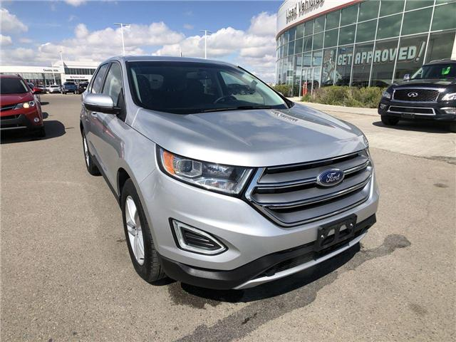 2018 Ford Edge  (Stk: 294052) in Calgary - Image 1 of 17