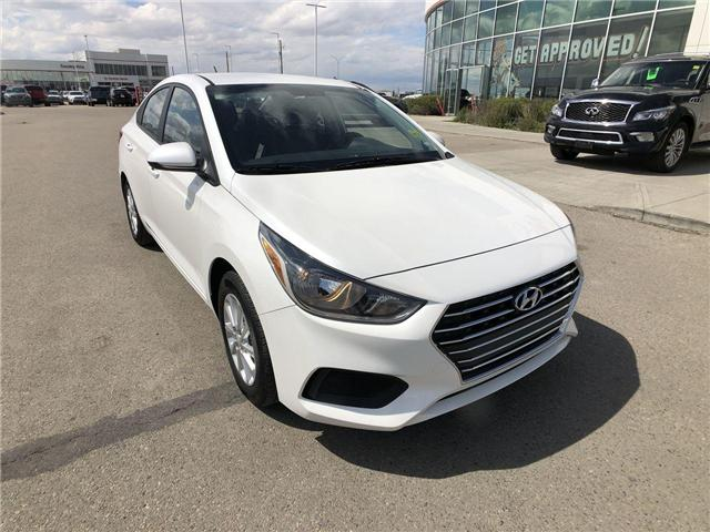 2018 Hyundai Accent  (Stk: 294054) in Calgary - Image 1 of 16