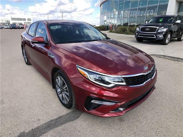 2019 Kia Optima  (Stk: 294068) in Calgary - Image 1 of 17