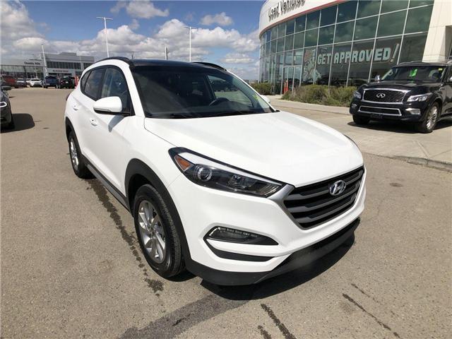 2018 Hyundai Tucson  (Stk: 294056) in Calgary - Image 1 of 18
