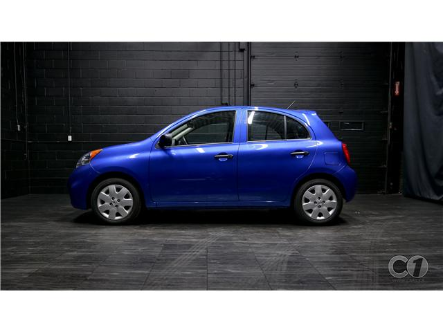 2015 Nissan Micra S (Stk: 19-184A) in Kingston - Image 1 of 30