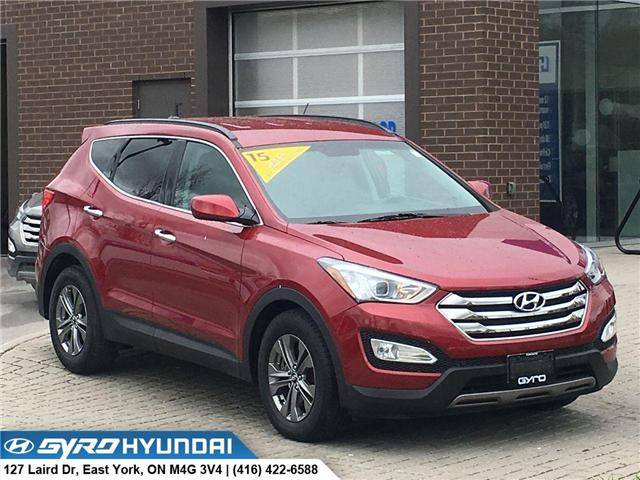 2015 Hyundai Santa Fe Sport 2.4 Premium (Stk: H4232A) in Toronto - Image 1 of 28