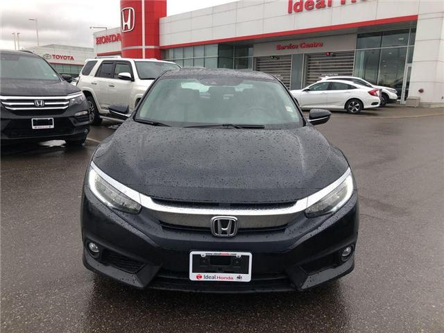 2016 Honda Civic Touring (Stk: I190335A) in Mississauga - Image 2 of 18