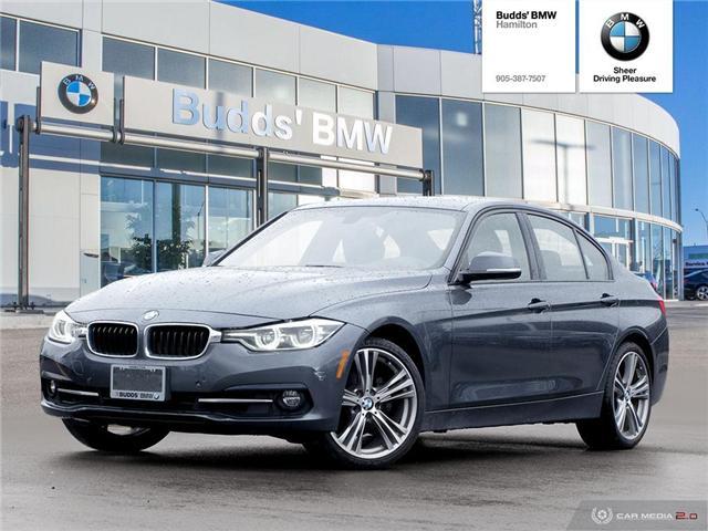 2016 BMW 328i xDrive (Stk: B36096A) in Hamilton - Image 1 of 28