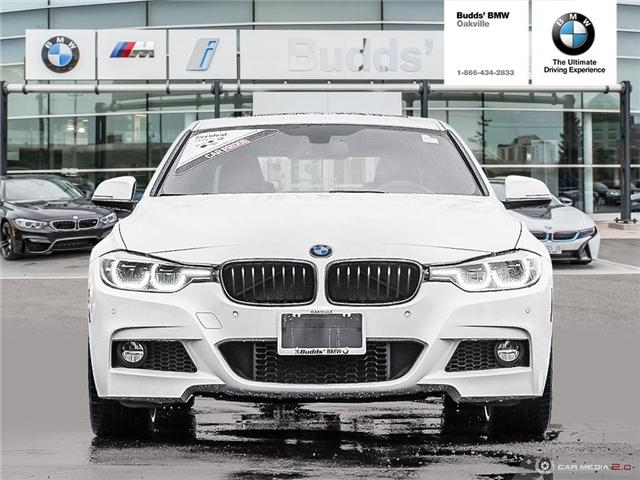2016 BMW 340i xDrive (Stk: DB5615) in Oakville - Image 2 of 25