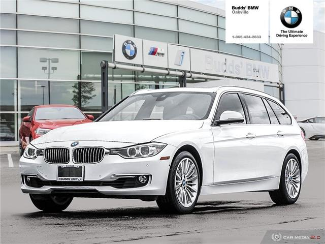 2015 BMW 328i xDrive Touring (Stk: DB5599) in Oakville - Image 1 of 25