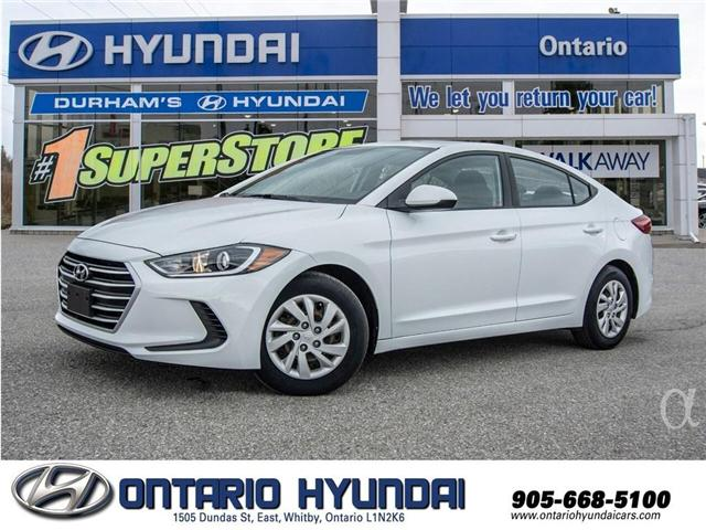 2017 Hyundai Elantra LE (Stk: 47235k) in Whitby - Image 1 of 19