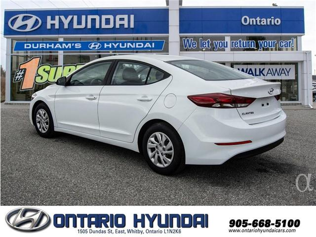 2017 Hyundai Elantra LE (Stk: 47235k) in Whitby - Image 1 of 18