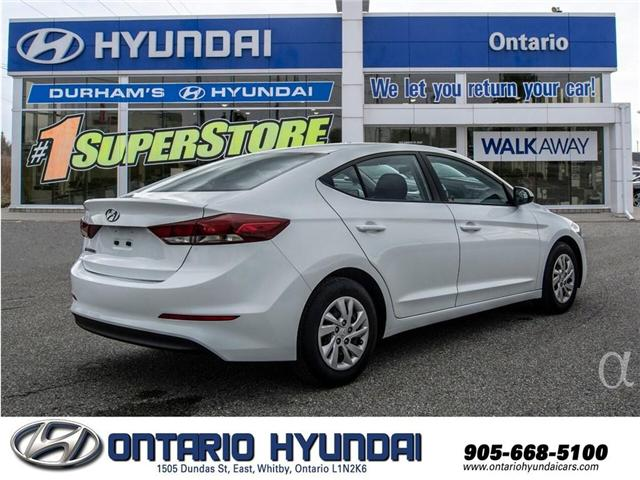 2017 Hyundai Elantra LE (Stk: 47235k) in Whitby - Image 2 of 18