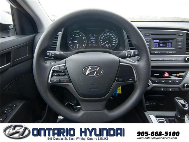 2017 Hyundai Elantra LE (Stk: 47235k) in Whitby - Image 10 of 18
